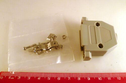 D connecteur de type Accessoires 23 Voie Droite entrée gris-Amiga OM510M