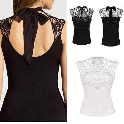 Fashion Women Summer Vest Tops Sleeveless Blouse Casual Sexy T Shirt