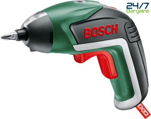 Bosch IXO Visseuse électrique intégrée avec 3.6 V Batterie Lithium-Ion