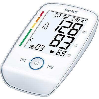Beurer BM 45, Blutdruckmessgerät, weiß