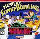Nester's Funky Bowling (Nintendo Virtual Boy)