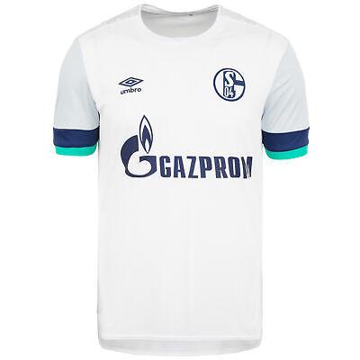Umbro ovp Gr Trikot FC SCHALKE 04 3rd 2018-19 140-146 neu