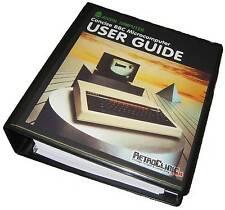 Acorn BBC Micro NUOVO concisa guida utente-User & Advanced user guide combo