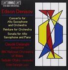 Edison Denisov - Denisov: Sonata for saxophone; Concerto for alto saxophone (1996)