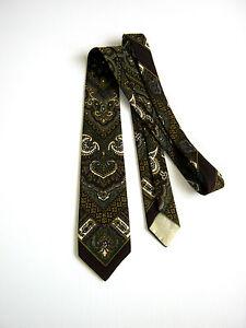 Rarität' Erredieci Caravelle Seltene Vintage 60 Wolle Made In Italy Rheuma Und ErkäLtung Lindern Herren-accessoires Krawatten & Fliegen