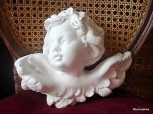 Stucco-Engel-aus-Stuck-als-Paar-erhaeltlich-wunderschoen-Dekoration