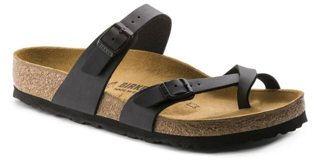 Birkenstock Mayari in Black (Art:0071791) - Cork Sandals