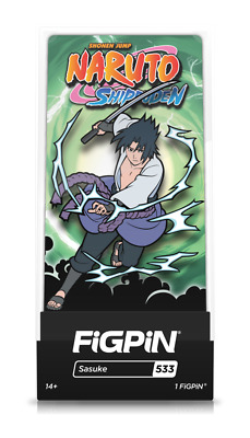 Figpin Pain #453 Naruto Shippuden Akatsuki Hard Case 1st Ed