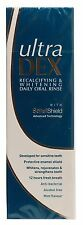 ULTRADEX RECLACIFYING & WHITENING DAILY ORAL RINSE MINT FLAVOUR - 250ML