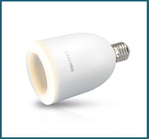 SCOTT iDXS10L Luminor Sound Light Wireless Speaker Music 30Pin iPod iPhone Dock