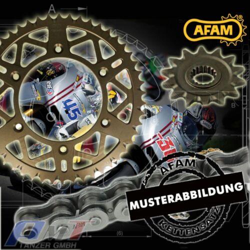 AFAM 520 Kettensatz Stahl KYMCO MXU 50 REVERSE 2007-2012 A520MR1-G