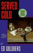 Served Cold Goldberg, Ed Mass Market Paperback