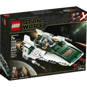 LEGO-Star-Wars-The-Rise-of-Skywalker-Resistance-A-Wing-Starfighter-75248