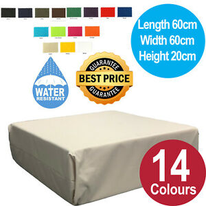 Garden-Foam-Slab-Cushion-Pad-Waterproof-Outdoor-Indoor-Cushions-Seat-Furniture
