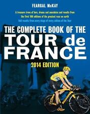 The Complete Book of the Tour de France: 2014 Edition-ExLibrary