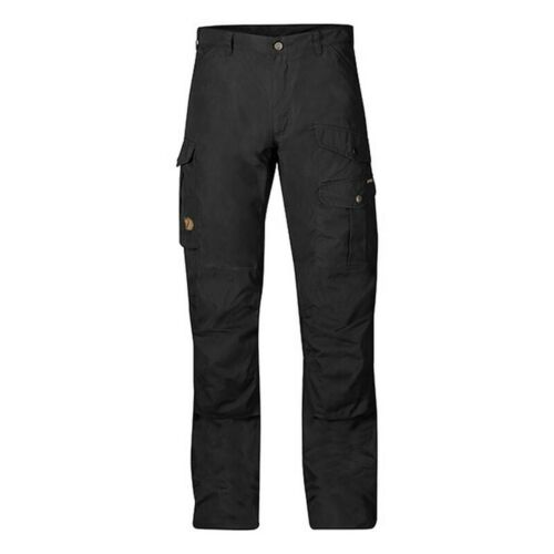 Fjällräven Barents Pro Trousers Herren Wanderhose Outdoorhose black-black