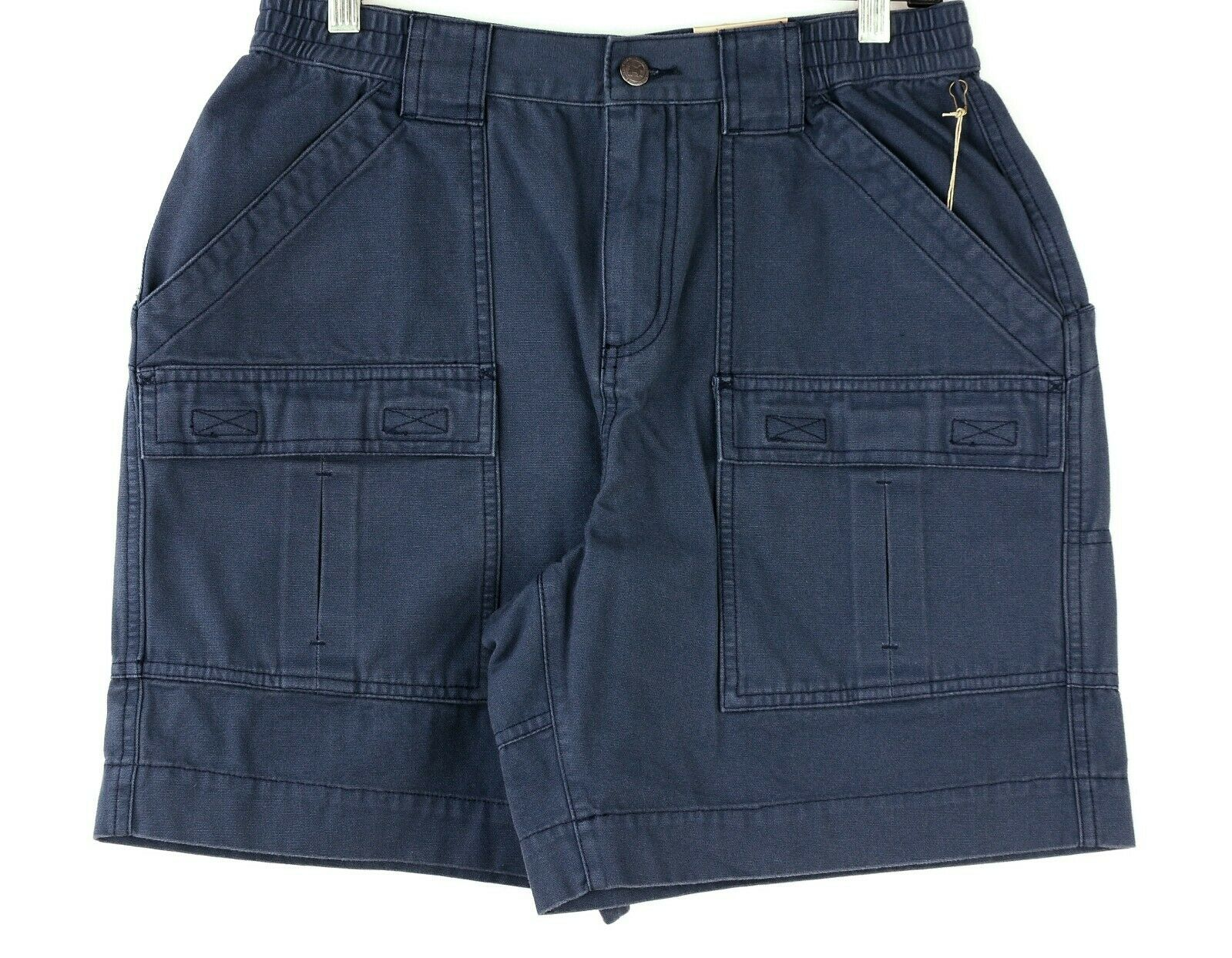 Royal Robbins Men's bluee Water Cargo Shorts 73353 Navy Size 36