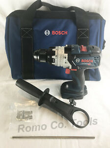 BOSCH-BRUTE-TOUGH-18V-Brushless-Hammer-Drill-amp-Bag-HDH183-UPGRADE-OF-HDH181X