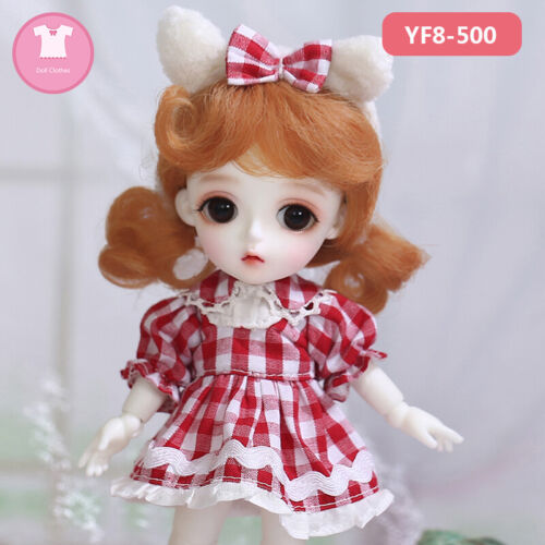 New Dress clothes For 1//8 BJD Doll SD Doll