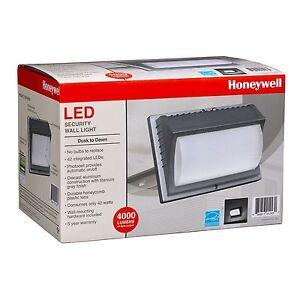 Honeywell Rectangular Led Security Light New Wall Pack