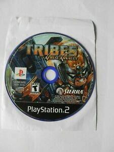 Tribes-Aerial-Assault-Sony-PlayStation-2-2002-DISC-ONLY-FAST-SHIPPING-PS2