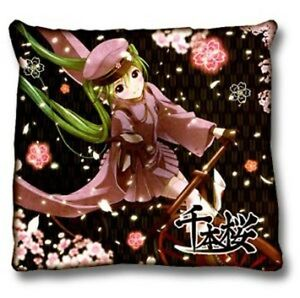 Fast Delivery! Anime Hatsune Miku Cushion Pillow