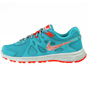 Details about Nike Women's Revolution 2 554900 411 Clearwater Blue Running Shoe Size 8