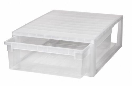 3 x Schubladenbox Schublade Aufbewahrungsbox Kleiderbox Kommode Box XXL und XL52