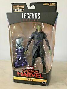 Talos Captain Marvel Kree Sentry BAF Action Figure Hasbro Marvel Legends NEW