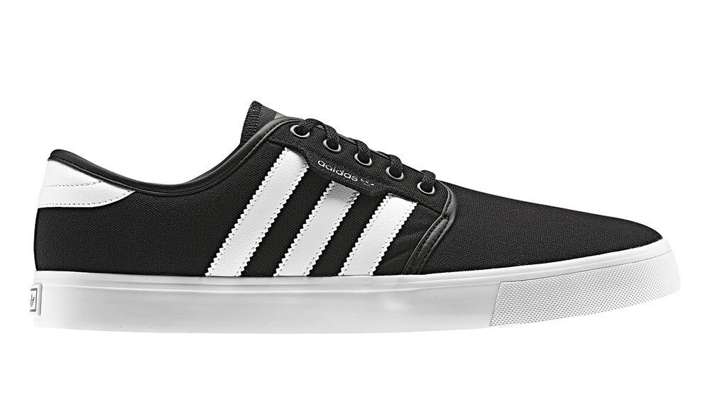 Adidas seeley bianco scarpe nero g66636 vita uomini scarpe bianco 67abe1