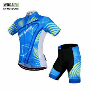 Details about  /Men/'s Bike Bicycle Shirt Jersey Short Sleeve Cycling Jersey Green White