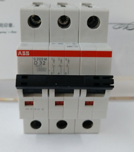 1PC New For ABB Circuit Breaker S203-D32 S203 D32 free shipping