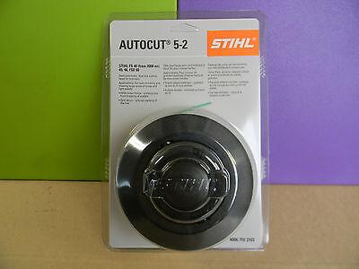 OEM STIHL AUTOCUT 5-2 STRING TRIMMER BUMP HEAD FS38 FS40C FS45 FS46 FS50C FSB-KM