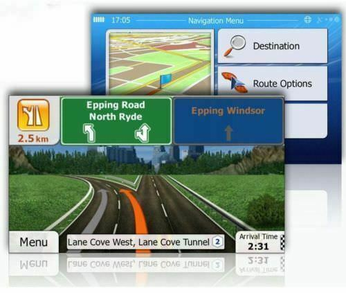 8G Car SUV GPS Navigation Maps Micro SD Card for WinCE System USA Canada Mexico