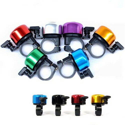 Sport Bike Bicycle Cycling Bell Metal Horn Ring Safety Sound Alarm Handlebar UK