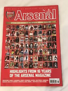 ARSENAL-FC-OFFICIAL-MAGAZINE-FINAL-EDITION-EXCELLENT-CONDITION