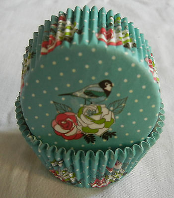 CK86 colorful floral cupcake liners cup muffin cases free shipping
