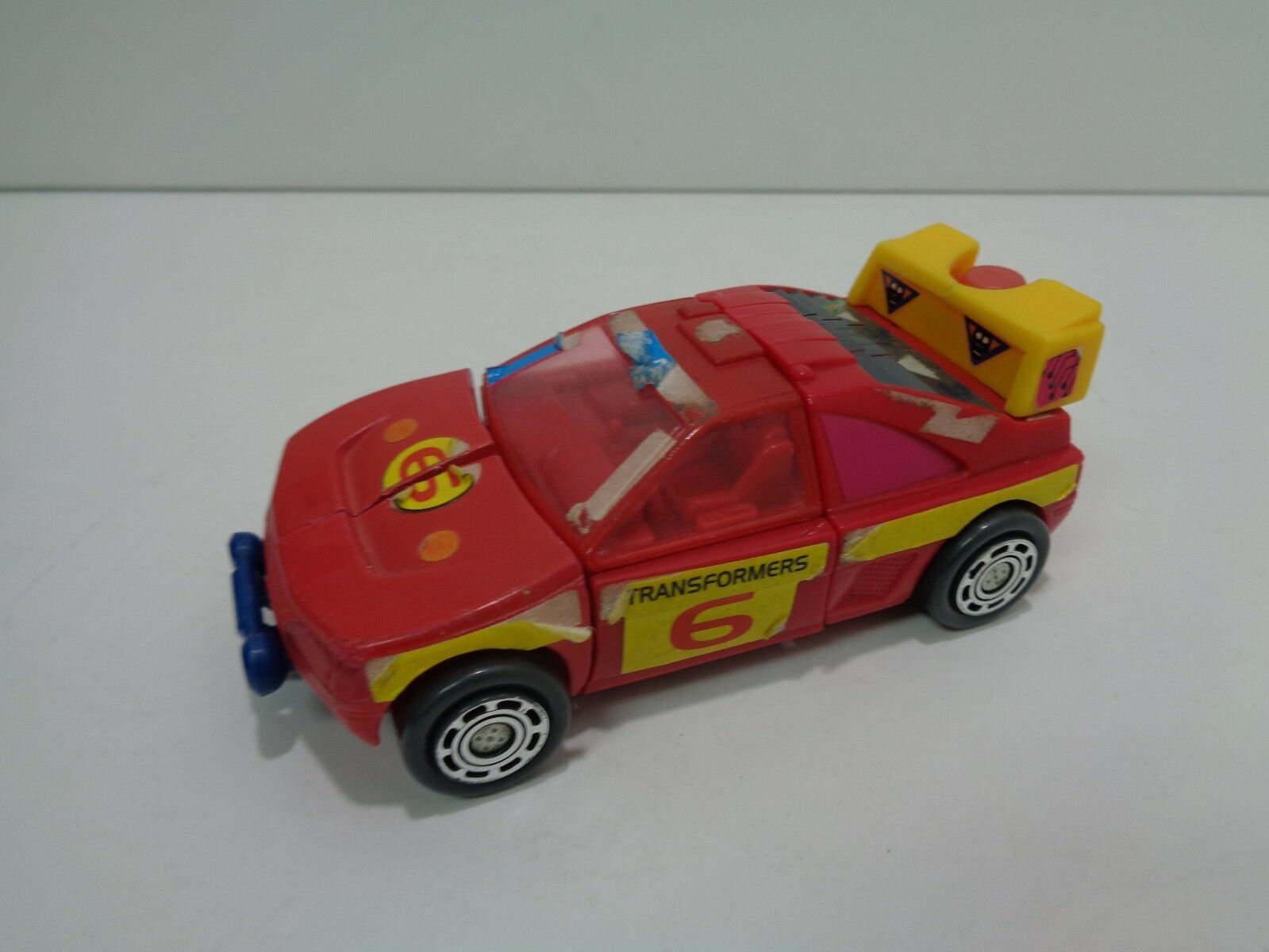 Transformers JETSTORM Generation 1 (Europe) - Complete Figure - 1993 Hasbro
