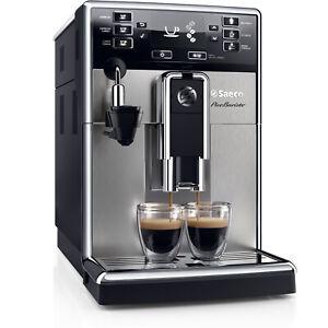 Saeco HD8924/47 PicoBaristo AMF Automatic Espresso Machine, Stainless Steel
