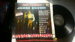 Details about James Brown Pure Dynamite! Original 1964 US Vinyl LP King 883  Mono funk soul rar