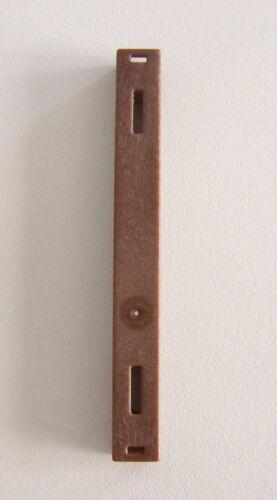 PLAYMOBIL Connecteur Marron Mur Maison dans les Arbres 3217 FORET X216