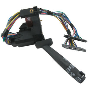 For-Chevy-GMC-Windshield-Wiper-Arm-Turn-Signal-Lever-Switch-w-Cruise-Control