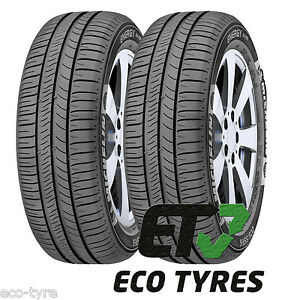 2x tyres 205 55 r16 91v michelin energy saver b a 70db ebay. Black Bedroom Furniture Sets. Home Design Ideas