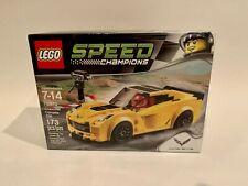 Mint Sealed LEGO Speed Champions Chevrolet Corvette Z06 75870