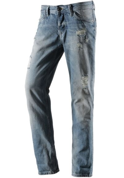 Pepe JAIMEE  Damen Boyfriend Jeans Blau W26 31 L30