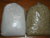 Seed Starting 3- Gallons Each -coarse Vermiculite & Coarse Perlite