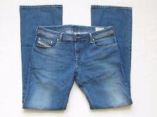 Diesel ZATHAN 34x36 Regular Bootcut Italian Denim Jeans wash 0810J meas 38x35.75