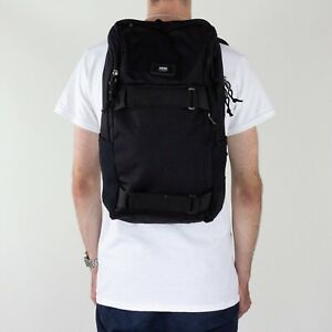 Vans Obstacle Skatepack Backpack/Rucksack for School/Work/Travel – Black