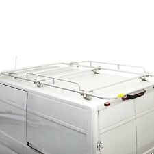 Kargo Master - 5 Crossbars Cargo and Ladder Van Rack