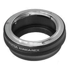 Konica AR Lens to Sony E Adapter Ring NEX A7 A7R II NEX5 NEX3 NEX6 NEX7 Camera
